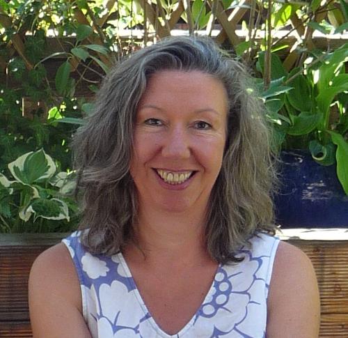 Kerstin Strobel zertifizierte MBSR-Lehrerin in Remseck